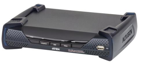 ATEN KE6900R Ricevitore KVM Over IP a schermo USB DVI-I singolo