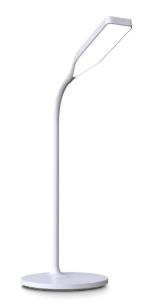 Copia di Lampada da tavolo InLine® SmartHome a LED con superficie di ricarica Qi