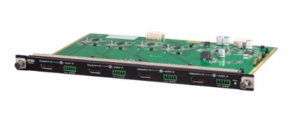 ATEN VM7904 Scheda ingresso 4K DisplyPort a 4 porte per VM1600 / VM3200
