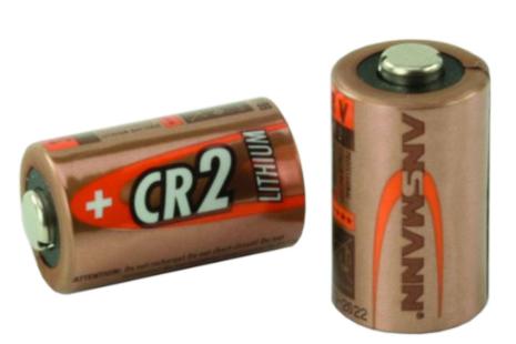 Batteria Litio, CR2, 3V, Bulk 1pz (Ansmann Photo 5020021)