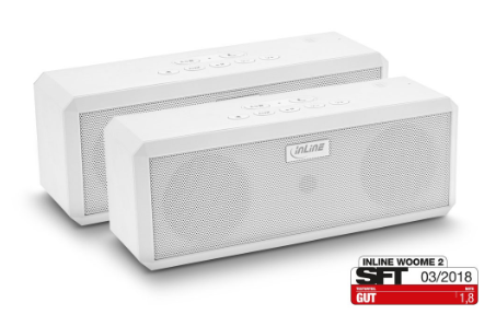 WOOME 2 - True Wireless Stereo (TWS) ,COPPIA BIANCA
