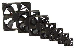 Ventola PC Case, 50x50x10mm, 12V, 3pin