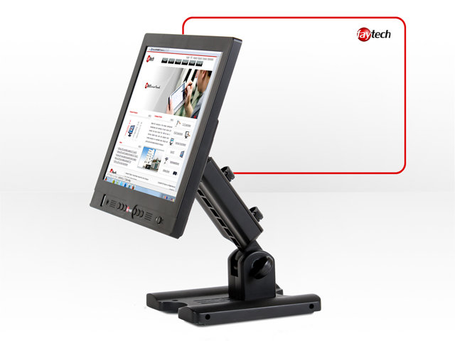"""FT10TMS - 10"""" Touch USB/Ser Monitor  White"""