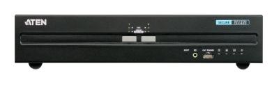 ATEN CS1142D KVM Secure Switch, 2-fach, DVI Dual Display, USB, Audio