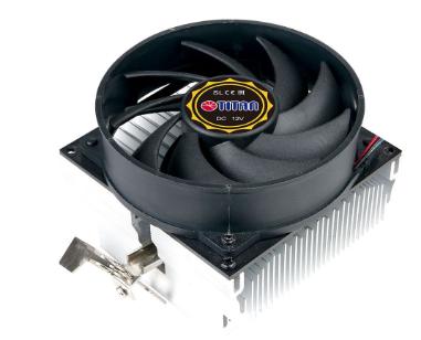 Titan DC-K8N925B / R Raffreddatore CPU per socket AMD AMD K8 / AM2 / AM2 + / AM3