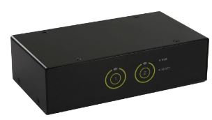 KVM Switch, 2 porte, USB 3.0 HDMI Audio, FullHD, Hub 2x USB 3.0, Kit cavi inclus