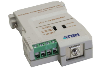 Convertitore RS-232 a RS-485, controllo RTS, long-distance 1200m, Terminal Block