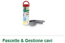 Fascette/Gestione cavi