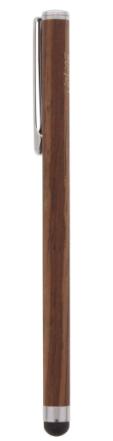 Stylus woodstylus, Stylus pennino touch capacitivo, puro legno di noce