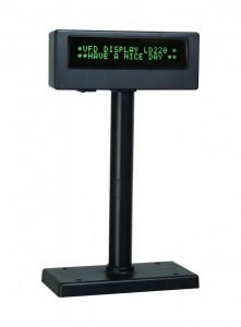 LD240A-RT- VFD customer display (stand alone)
