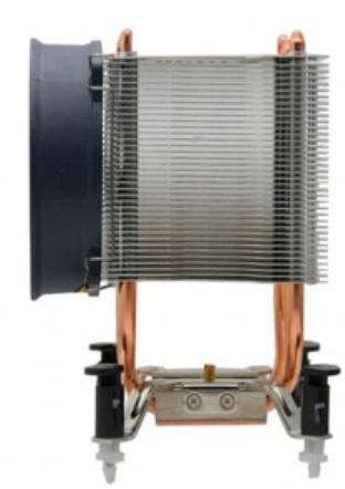 Dissipatore CPU Cooler per Intel & AMD, Titan TTC-NK35TZ/R(KU)