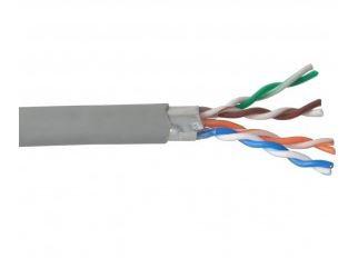 InLine® Cavo LAN, F/UTP, Cat.5e, AWG24 CCA, PVC, 50m