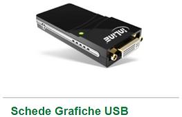 Schede grafiche USB