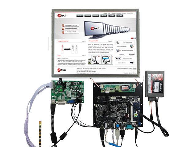 """FT10HBPT - 10"""" LCD pannello ad alta luminosità"""