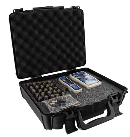 Kit Tester di rete, Port Finder, Tester per cavi, Generatore di toni, Goldtool