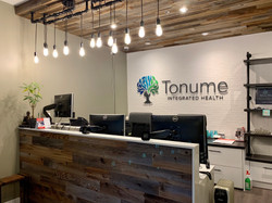 Tonume Front Desk