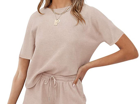 Postpartum Uniform : Matching Loungewear Sets