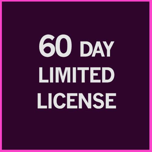 60 Day License