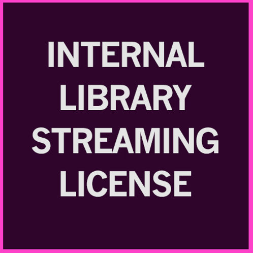 Library Streaming License
