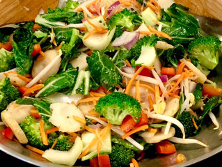 Vegan Style Stir Fry