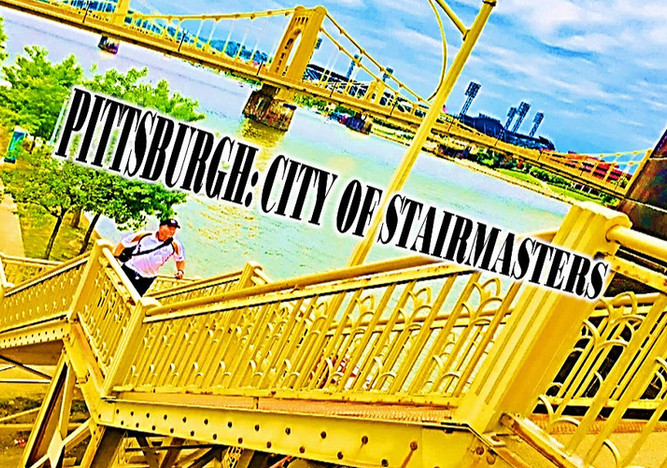 CITY OF                                                                               STAIR                                                                    MASTERS
