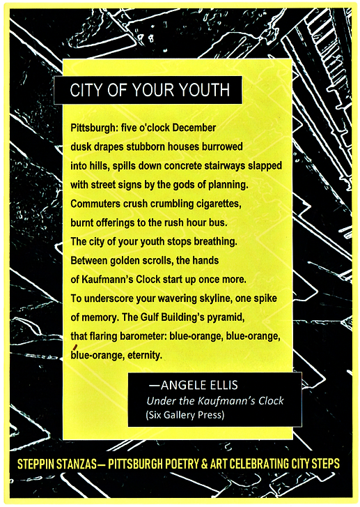 CITY OF YOUR YOUTH