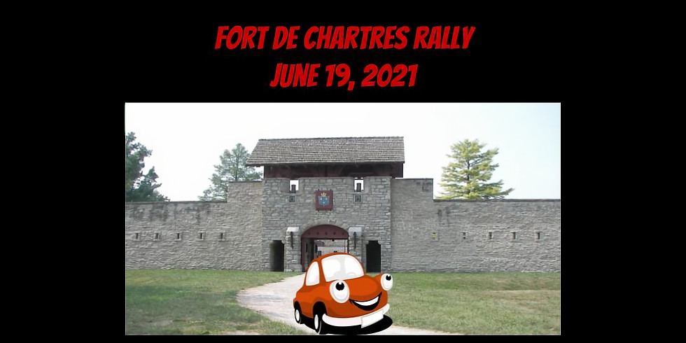 Fort de Chartres Rally