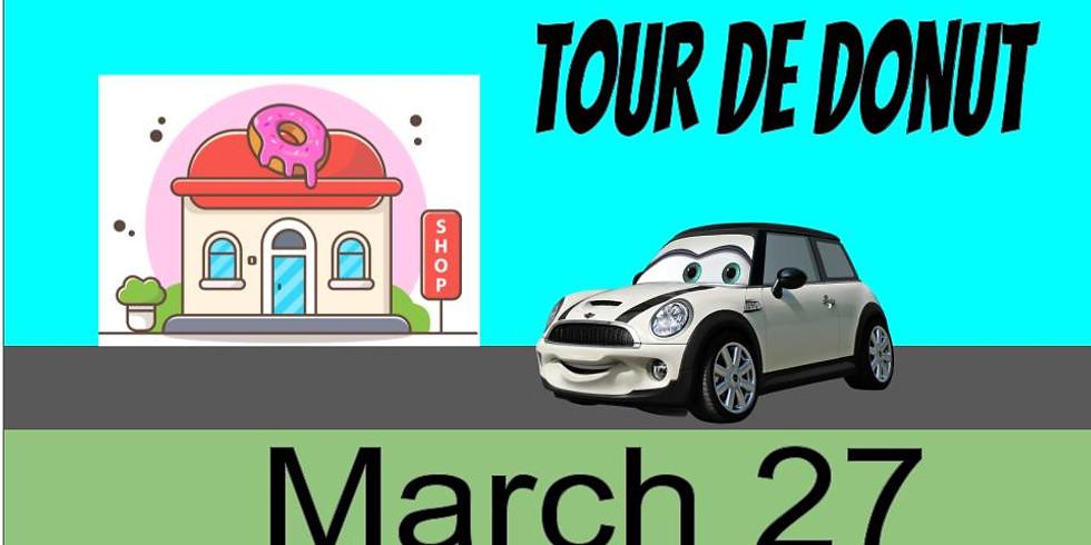 Tour De Donut