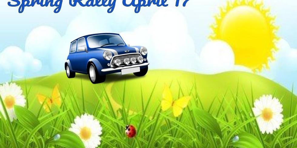 Spring Rally - April 17th 2021