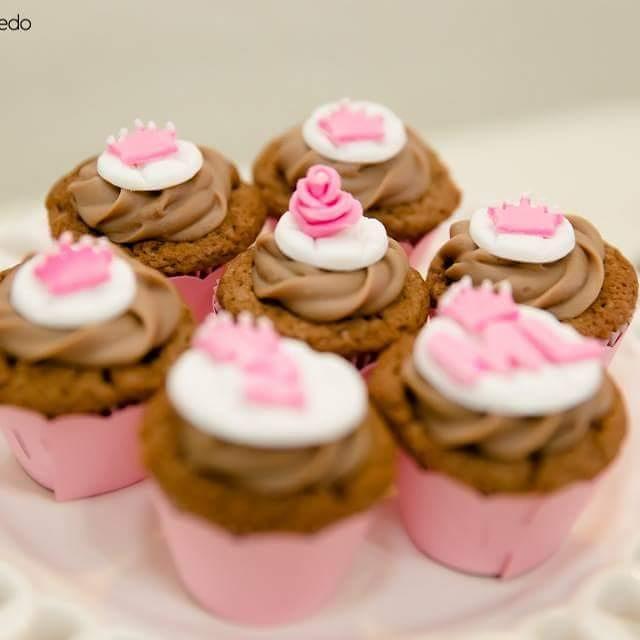 #cupcakecampinas #cupcakeprincesa #cupca
