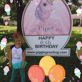 Happy Birthday Piper
