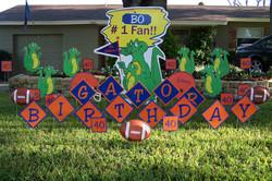 Gator birthday 1