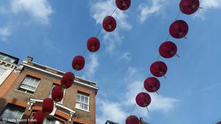 פנסים בשמי העיר - על ראש השנה הסיני בלונדון