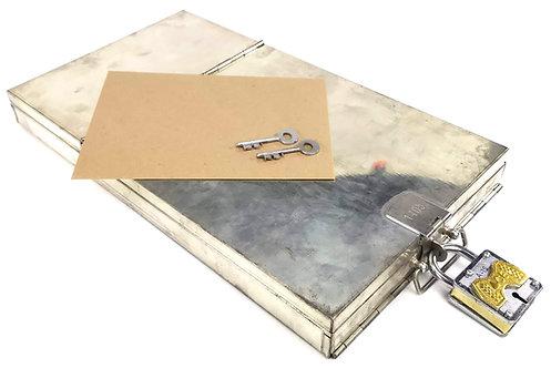 Tresorkassette mit Trickschloss