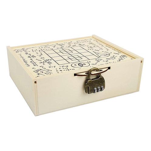 Rätselbox Professor - Outlet