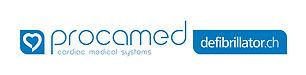 Procamed-Logokombi-rechts-defibrillator-