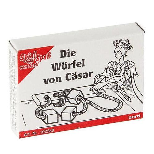 Mini-Knobelrätsel - Die Würfel von Cäsar