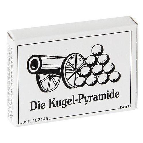Mini-Knobelrätsel - Die Kugel-Pyramide