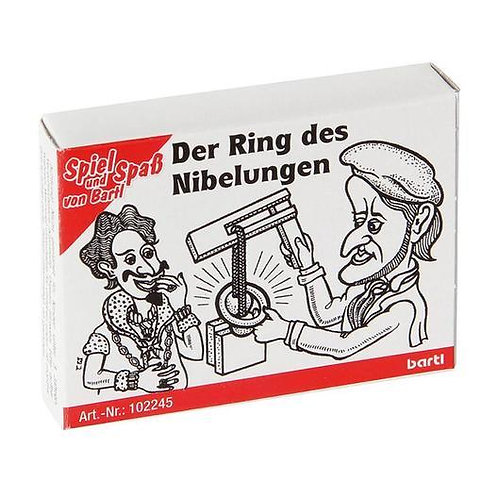Mini-Knobelrätsel - Der Ring des Nibelungen