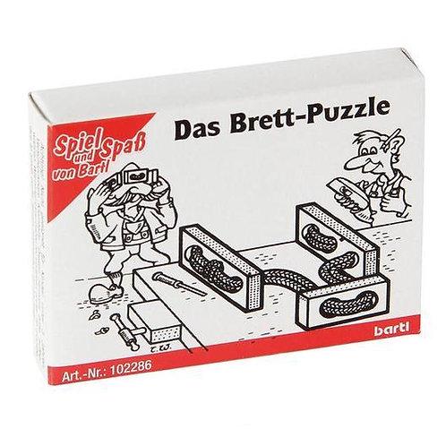Mini-Knobelrätsel - Das Brett-Puzzle