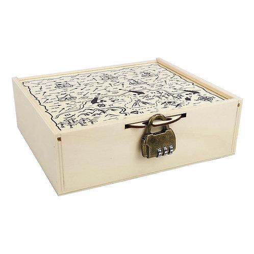 Rätselbox Piraten