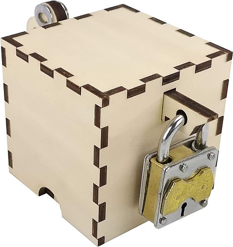 Schlüsselbox mit Trickschloss