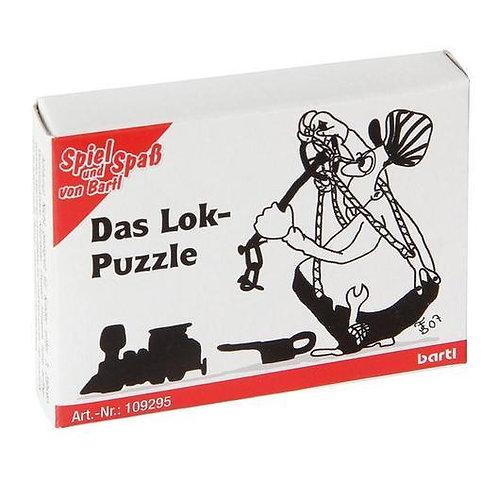 Mini-Knobelrätsel - Das Lock-Puzzle