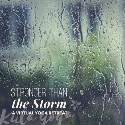Virtual Live Yoga Retreat