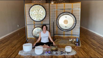 Virtual Sound Healing
