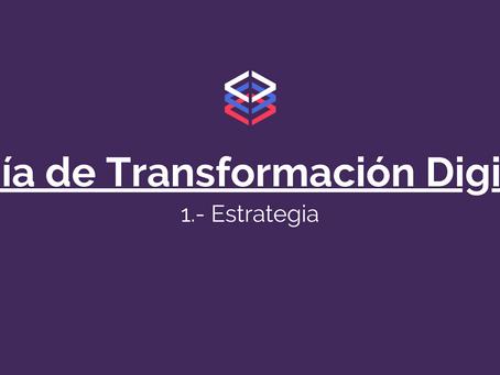 Guía de Transformación Digital: Estrategia