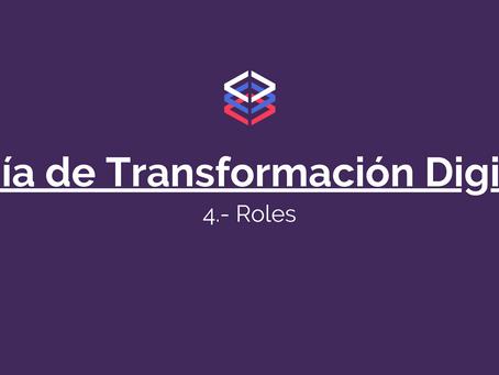 Guía de Transformación Digital: Roles