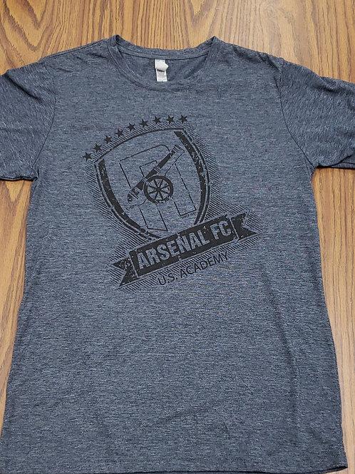 Item# 41 Dark Gray T-Shirt (Offset)