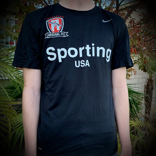 IN STOCK OFFLINE ONLY Sporting CA/Arsenal Practice Gear (See info for Pricing)