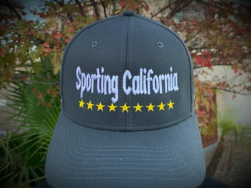 IN STOCK OFFLINE ONLY Sporting CA/Arsenal Gray Hat ($22)